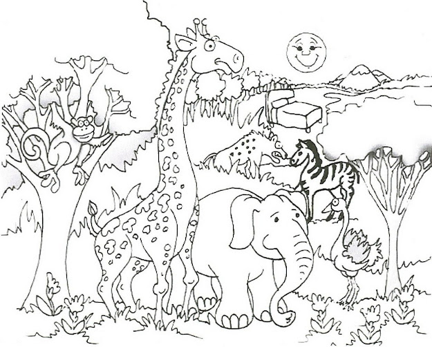 Get Well Soon Printable Pdf Card Coloring Pages For Free