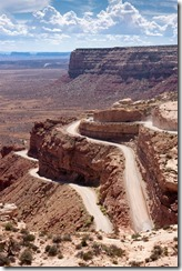 Moki Dugway from Wikipedia