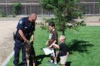 Carmichael Preschool K9 event for children
