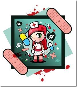 enfermeras dibujos (5)