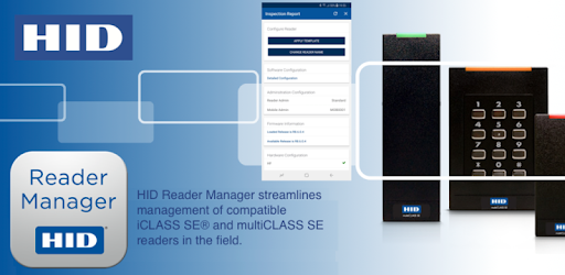 HID Reader Manager - Apps on Google Play