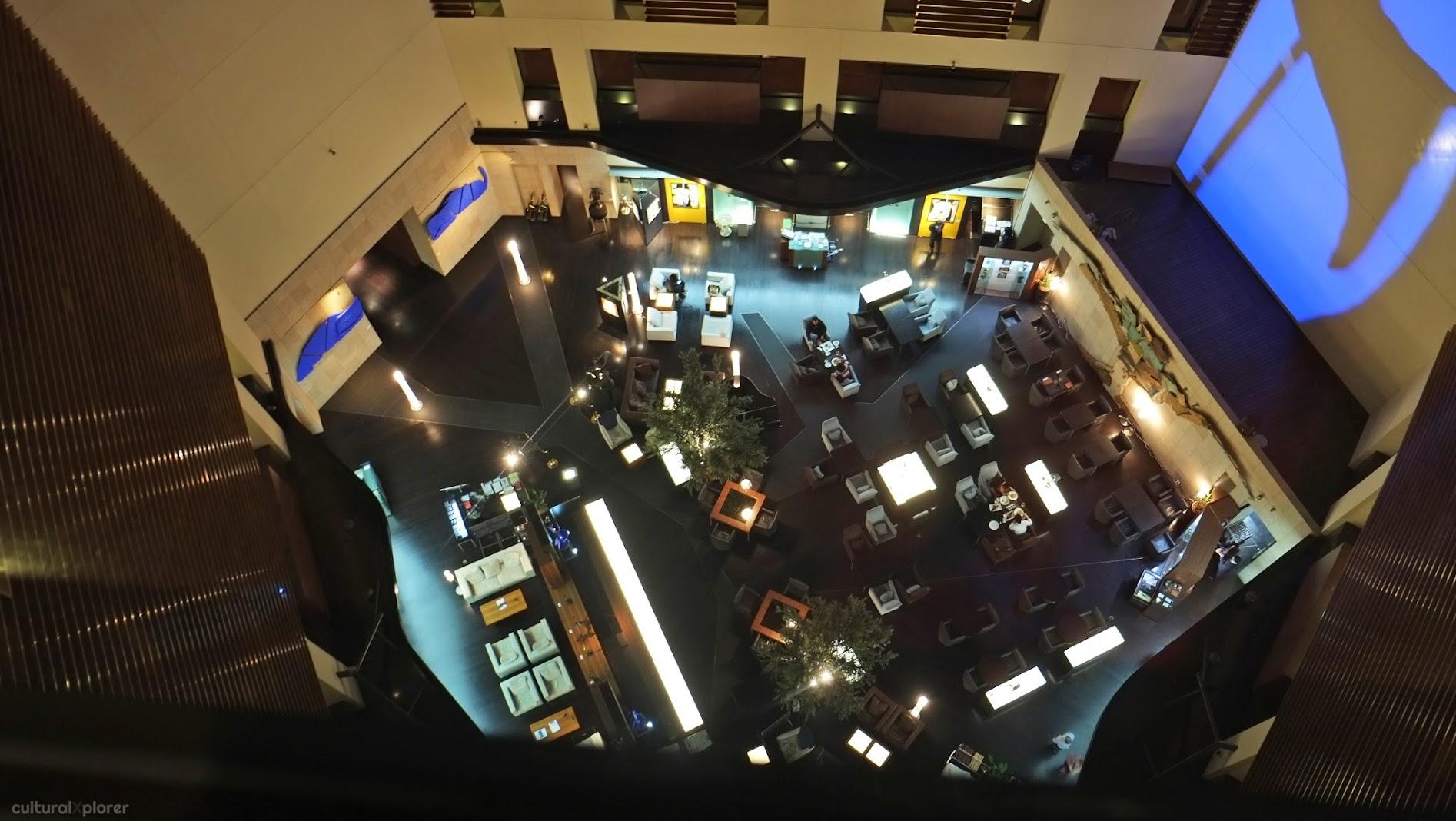Park Hotel Tokyo Lobby