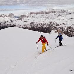 Skitour Marmolada 03.12.14