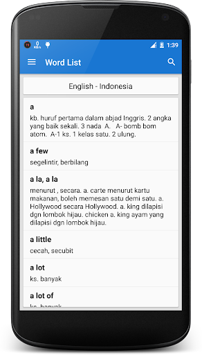 English - Indonesian Dictionary  screenshots 2