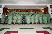 Pertemuan Gabungan Anggota Persit KCK Koorcab Rem 181 PD XVIIII/Kasuari
