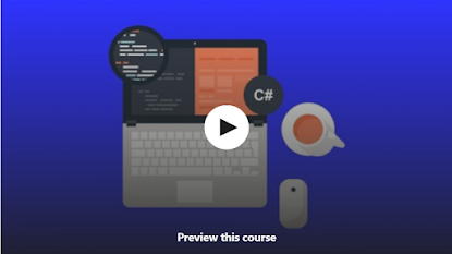 free Udemy course to learn C# for beginners