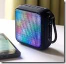 Hexagon Portable Bluetooth Speaker