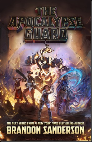 The Apocalypse Guard  (Apocalypse Guard #1)