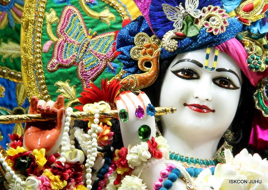 ISKCON Juhu Sringar Deity Darshan on 26th June 2016 (7)