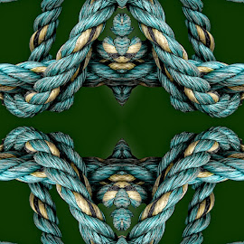 NP 20 by Michael Moore - Digital Art Abstract