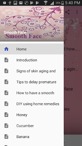 Smooth Face 1.0 screenshots 1