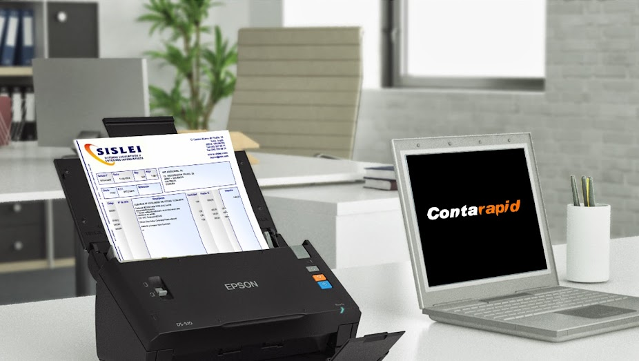 Contarapid contabilizacion automatica facturas