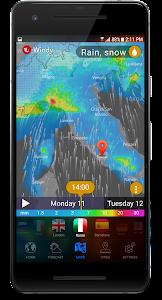 3D Earth Pro - Weather Forecast, Radar \u0026 Alerts UK 이미지[6]