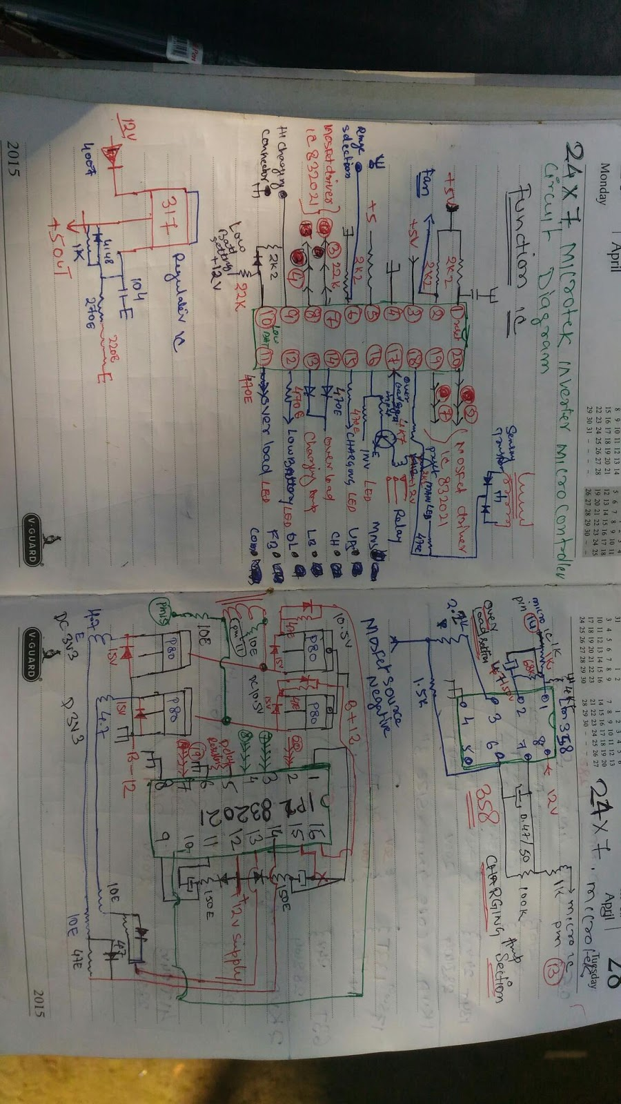 Nagaland genius electronics january 2018 microtek inverter 24x 7 circuit diagram asfbconference2016 Images