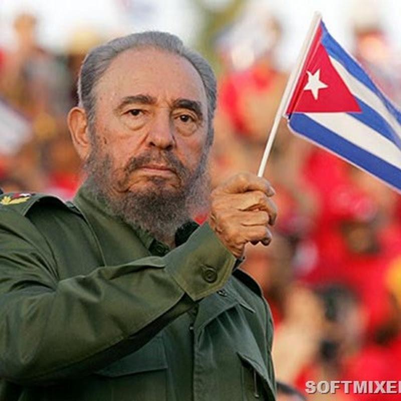 Фидель Кастро: жизнь в фотографиях