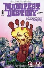 Actualización 27/10/2017: Numero veinteavo primero de Manifest Destiny por Heisenberg en la traducción, R. Richards en la maqueta y Carpe Noctem en la corrección para The Lax Projec.