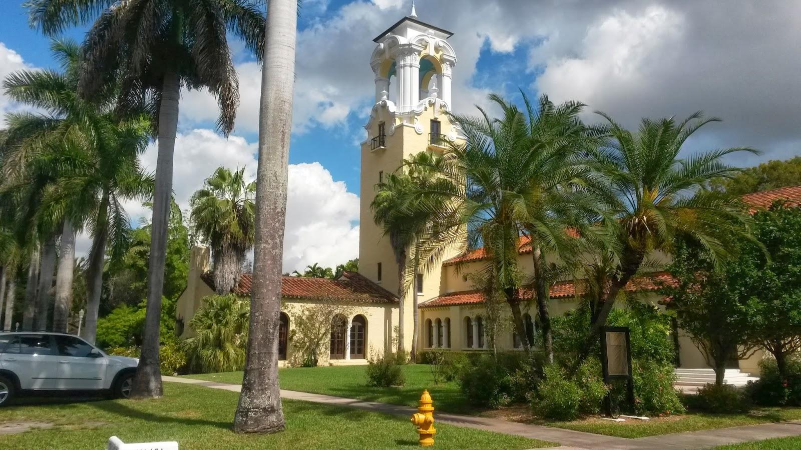 Congregational Church, Coral Gables, Miami, Florida, Elisa N, Blog de Viajes, Lifestyle, Travel