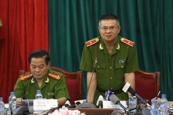 Vu tham sat 6 nguoi o Binh Phuoc Bat duoc 2 nghi pham
