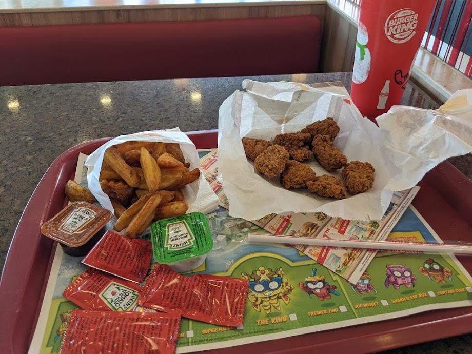 Foto Burger King 17