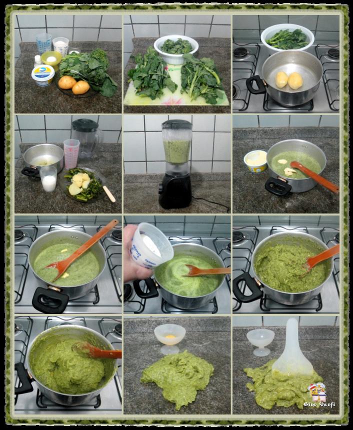 Nhoque de batata colorido 9