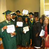 New Horizons Graduation