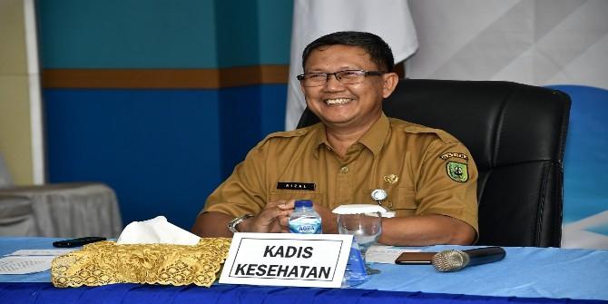 Wabub Ngesti Suprapti Berharap Kabupaten Natuna Dapat Meraih Peringkat Top  45 Besar