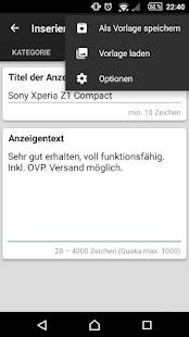 1-Klick Kleinanzeigen FREE Screenshot 5
