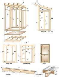 The Picture Above Only As An Example Of The Same Material Garden Shed  Construction Plans. 10x12 Shed Plans With Loft Free, You Require Extensive  Additional ...