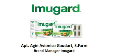 Imugard menjaga imunitas keluarga