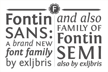 25+ Ultimate Collection of High Quality Free Fonts For Designers- Fontin Sans