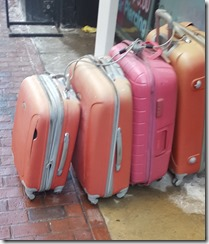 Crappy Luggage