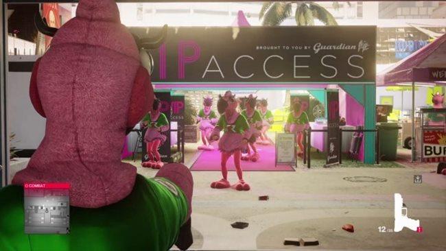 Hitman 2 (2018) ? So verwandeln Sie alle in Flamingos (?Pink Army? Guide)