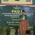 Cetak Kader Militan dan Mandiri, Ansor Windusari Gelar PKD