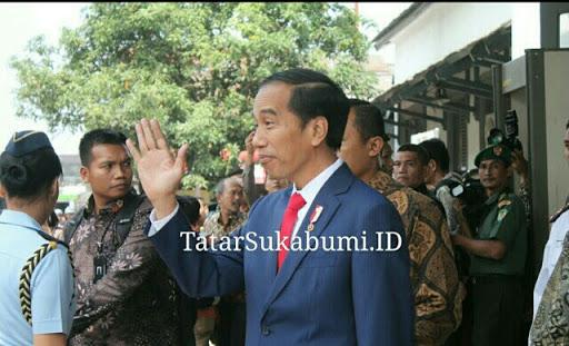Agenda Kegiatan Jokowi Hari Ini di Sukabumi