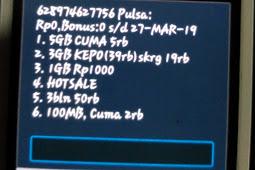 Haah! Rb1000 Dapat 1GB Kuota Internet