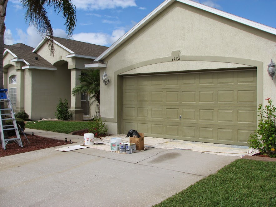 Painter In Melbourne Fl Before And After Photos Fade