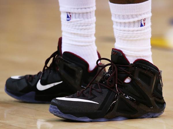 official photos edb49 99a41 Authentic Nike LeBron 11 Elite Finals PE