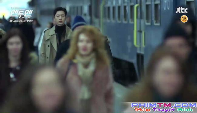 Bị kẻ thù bao vây, tra tấn, Park Hae Jin vẫn bình tĩnh khoe mặt đẹp - Ảnh 6.