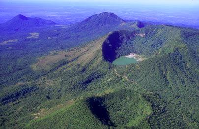 Volcán Tecapa Usulután