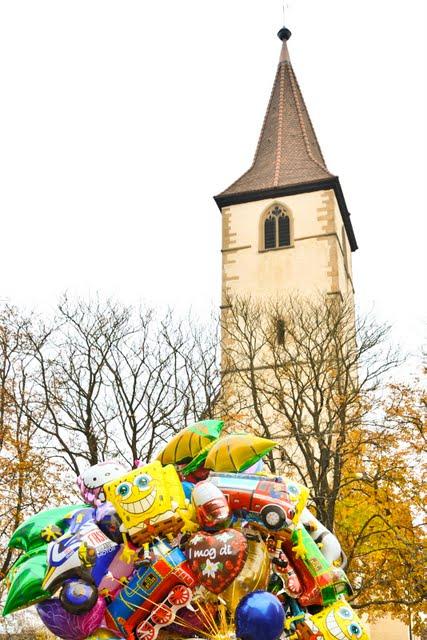Gruß vom Müllheimer Jahrmarkt