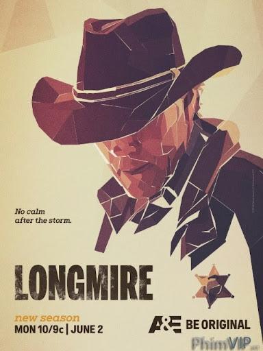 Cảnh Sát Longmire Season 3 - Longmire Season 3 poster