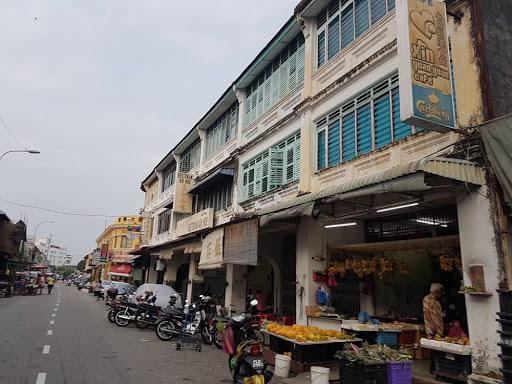 Penang Weekend Trip: Dim Sum Breakfast at Restaurant Aik Hoe