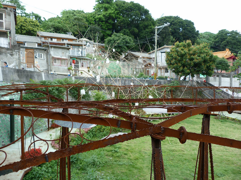 TAIWAN.Taipei TREASURE HILL Un mini quartier réhabilité à 10 mn a pied de gonguan MRT - P1020532.JPG