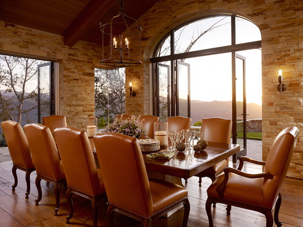 This Is The Ultimate Dream Dining Room For Me In My Future Napa Home, My