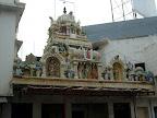 Sri Jai Maruthi Temple at H.B. Samaja Road, Gandhi Bazaar