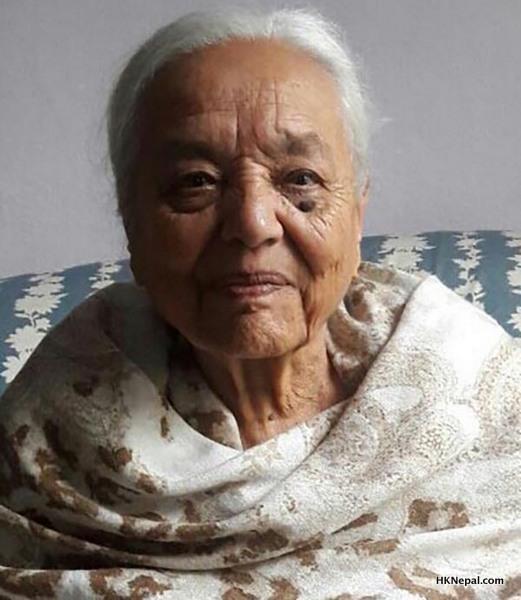 ९४ वर्षीया स्रष्टा पुण्यरश्मिको जीवनी,  यस्तो छ उनको कारुणिक कथा…