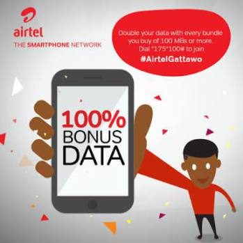 GET 3GB FOR 1500 NAIRA ON THE AIRTEL NETWORK
