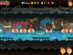 Thief Lupin 2: game gây ghiện với đồ họa đẹp mắt