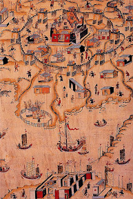 十八世紀地圖