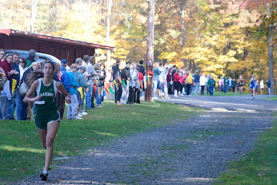 Deanna DiLandro of Ramapo finishing in group b. Photo by Tom Hart.Photo by Tom Hart.